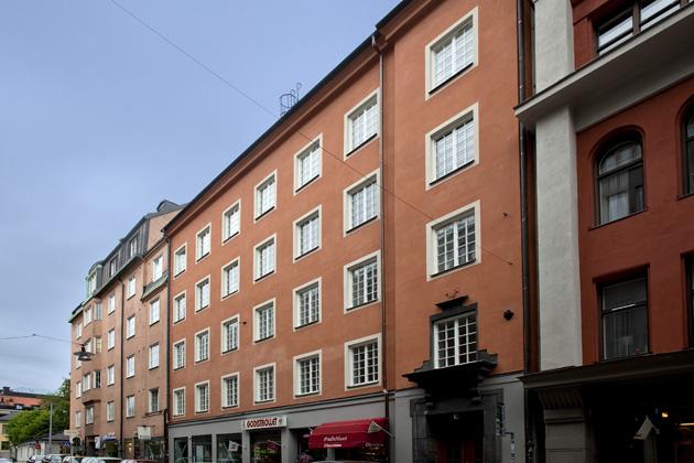 Drottninggatan 1