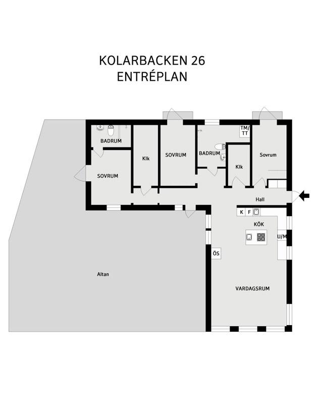 Kolarbacken 26, Kolartorp Haninge