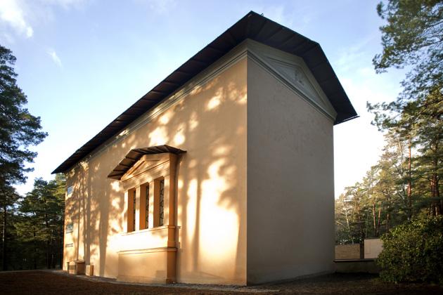 Skogskyrkogården Kapellet 1