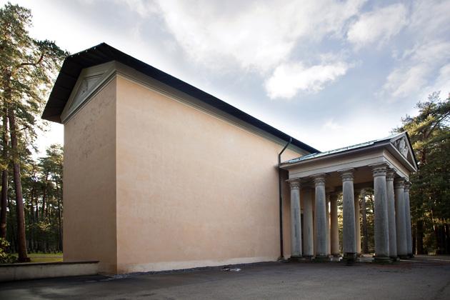 Skogskyrkogården Kapellet 2